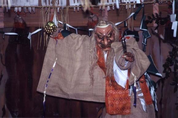 高千穂夜神楽のイメージ